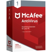McAfee AntiVirus for 1 PC
