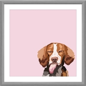 Funny Dog Wall Art
