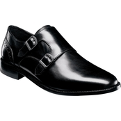 Nunn Bush Norway Plain Toe Double Monk Shoes
