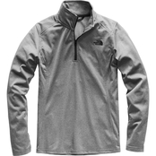 The North Face Tech Glacier Quarter Zip Fleece Knit Top