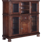 Signature Design by Ashley Porter Dining Room Server with Storage