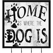PTM Images Home Is Where The Dog Is Corkboard