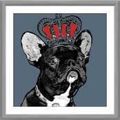 PTM Images Royal Dogness Decorative Wall Art