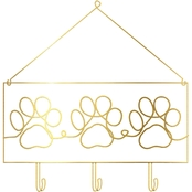 PTM Images Paw Prints Decorative Wall Art