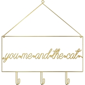 PTM Images You, Me and the Cat Decorative Wall Art