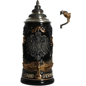 King-Werk Gold Eagle Handle Black Deutschland Stein