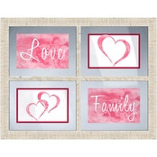 PTM Images Love and Family Photo Collage