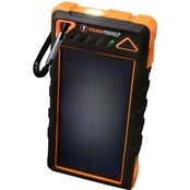 ToughTested 8,000mAh Solar Power Bank With Flashlight