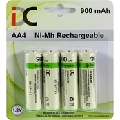 Westinghouse QX Rechargeable Battery 4 pk.