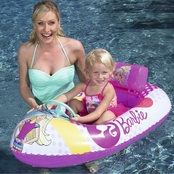 Bestway Barbie 45-in. Fashion Boat