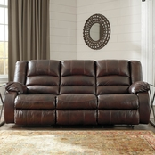 Ashley Levelland Power Reclining Sofa