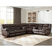 Ashley Levelland Power Reclining Sectional