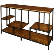 Powell Cortez Console Table