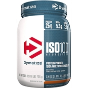 Dymatize ISO100 Whey Protein, 1.6 lb.