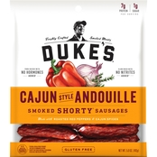 Duke's Cajun Andoulle Shorty Sausages