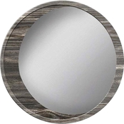 PTM Images Decorative Wall Mirror 20 in. dia.