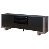 Furniture of America Marlo Two Tone 64 In. TV Stand