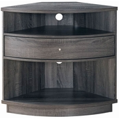 Furniture of America Braxton Corner Storage Cabinet