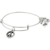 Alex and Ani Charity by Design, UNICEF Peace Bangle