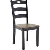 Signature Design by Ashley Froshburg Dining Side Chair 2 Pk.