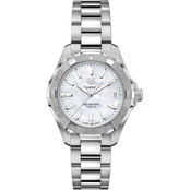 TAG Heuer Women's Aquaracer Quartz Watch 32MM WBD131