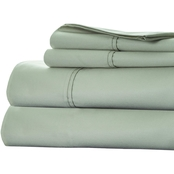 Lavish Home 1000 Thread Count Cotton Rich Sateen Sheet Set
