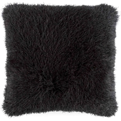 Lavish Home Shag Floor Pillow