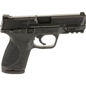 S&W M&P 2.0 Compact 40 S&W 4 in. Barrel 13 Rd 3 Mag Pistol Black with Thumb Safety