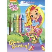 Sunny Day: Glam in the Garden!