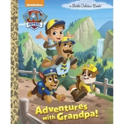 PAW Patrol: Adventures with Grandpa! (Hardcover)