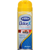 Dr. Scholl's Odor Destroyers Sport Spray Powder