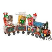 Naper Nuts & Sweets Candy Train With Treats