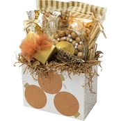 Naper Nuts & Sweets Ornament Box With Treats