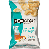 Popchips Sea Salt & Vinegar 5 oz.