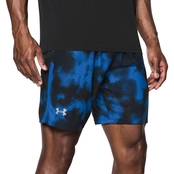 Under Armour UA Launch SW Printed 7 In. Shorts
