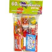 Retro 60s Groovy Candy 8 Oz. Grab Bag