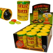 Toxic Waste Drums Candy 14 Pk.