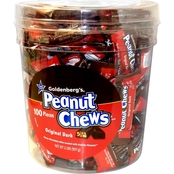 Peanut Chews Candy 100 Ct. Tub