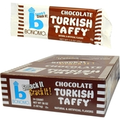 Turkish Taffy Chocolate Bars 24 Pk.