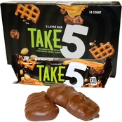 Hersey's Take 5 Candy Bars 18 Pk.