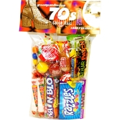 Retro 70s Happy Candy 8 Oz. Grab Bag