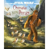 Star Wars: Chewie and the Porgs