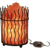Himalayan Glow Natural Salt Pillar Lamp