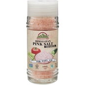 Himalayan Chef Fine Pink Salt in Glass Shaker