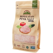 Himalayan Chef Coarse Pink Salt in 16 oz. Pouch