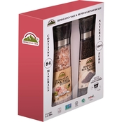 Himalayan Chef Salt and Pepper Tall Grinder Gift Set