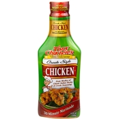 Tony Chachere's Chicken Pourable Marinade 6 pk.