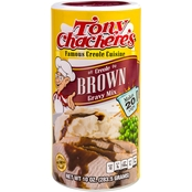 Tony Chachere's Creole Dry Brown Gravy Mix 12 pk.