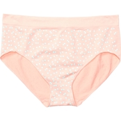 Christies Plus Size Scattered Dot Hipster Panties