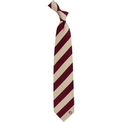 Eagles Wings NCAA Florida State Seminoles Regiment Silk Tie